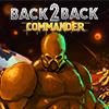 Back2Back. Commander